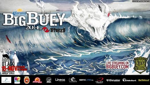 Corona Big Buey 2014 by Stoked / PERIODO DE ESPERA EXTENDIDO / EXTENDED WAITING PERIOD!
