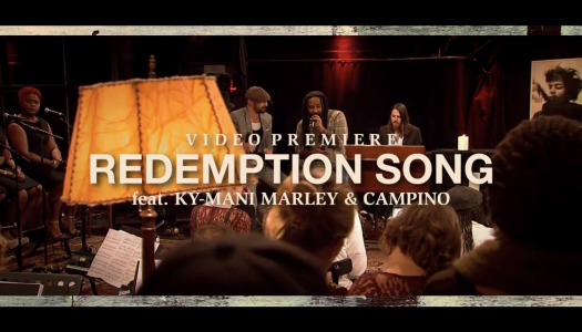 "Gentleman feat Ky-Mani Marley & Campino @ MTV Unplugged ""Redemption Song"""