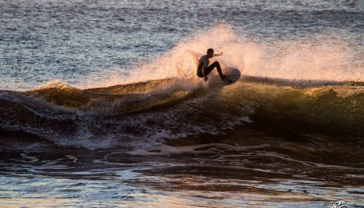 Surf Sunset – Punta de Lobos
