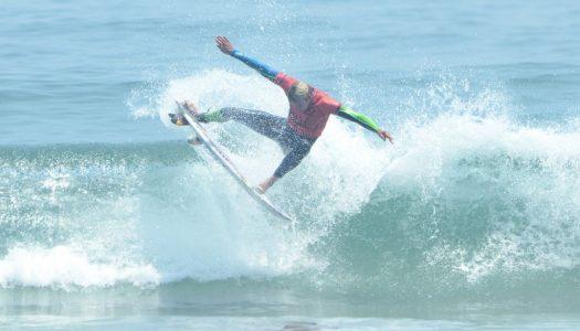 Maitencillo se convirtió en el epicentro de surf nacional