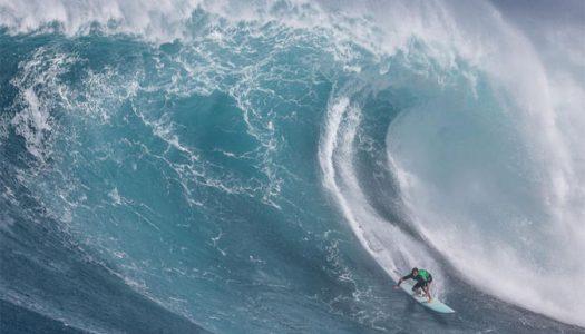 Se abre la ventana de grandes olas para Jaws, Maverick's y Nazaré
