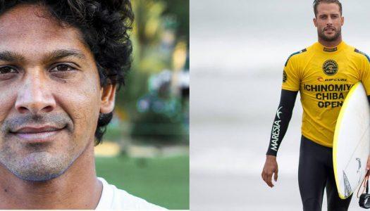 El mundo del surf pierde a dos grandes: Oscar Moncada y Jean Da Silva