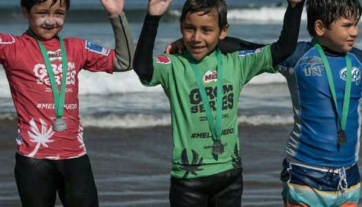 Llega a La Serena Milo Grom Series by Billabong