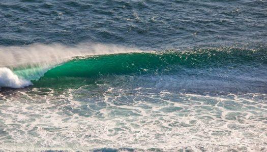 "Alerta amarilla para el torneo de surf ""La Ruta del Caleuche"" en Chiloé"